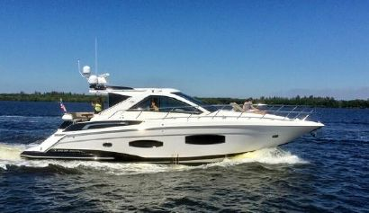2015 53' Regal-53 Sport Coupe Fort Myers, FL, US