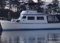 1983 Cheoy Lee 35 Trawler