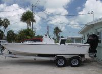 2001 Sea Chaser 22 Bay