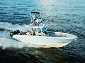 2021 Wellcraft 352 Fisherman