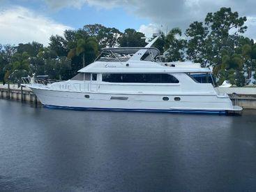 2002 75' Hatteras-Motor Yacht Key Largo, FL, US