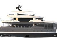 2021 AVA Yachts Kando 90