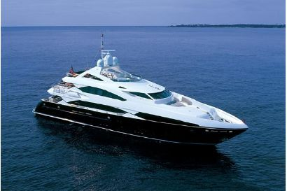 2009 121' Sunseeker-37 Metre Yacht istanbul, TR