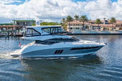 2018 59' Sea Ray-L590 Fly Lighthouse Point, FL, US