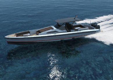 2022 50' 2'' Chaser-Center Console 50ft Chaser Yachts Stuart, FL, US