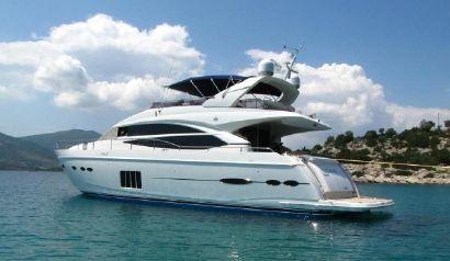 2012 73' 4'' Princess-72 Motor Yacht Istanbul, TR
