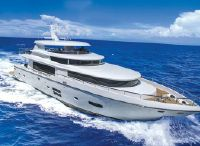 2022 Johnson Motor Yacht w/Open Flybridge