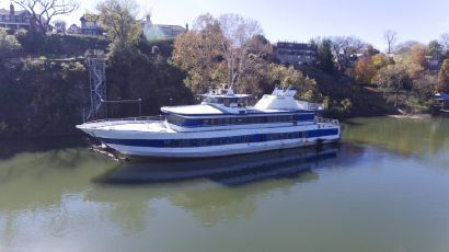 1984 162' Chesapeake-162 Chattanooga, TN, US