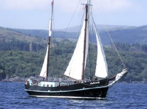 1903 Traditional 24m Dutch Sailing Barge