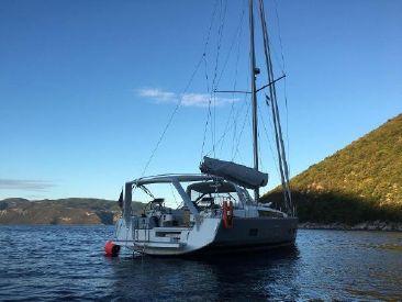 2016 55' 1'' Beneteau-Oceanis 55 ATHENS, GR
