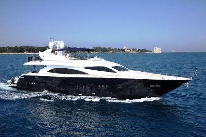 2008 94' Sunseeker-90 Yacht Olbia, Sardinia, IT