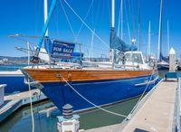 1984 Nantucket Boat Works Nantucket Island 38