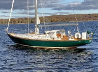 1985 Hinckley Bermuda 40 MKIII