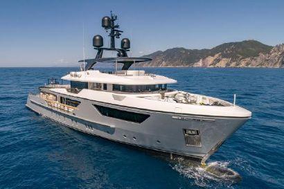 2021 154' 2'' Sanlorenzo-500 Explorer La Spezia, IT