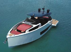 2022 Cranchi A46 Luxury Tender