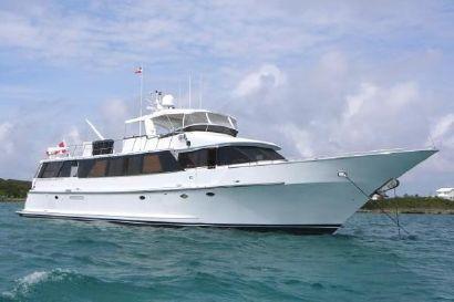1991 90' Vantare-Custom Flybridge Motoryacht Vero Beach, FL, US