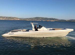 2018 Custom BSK skipper 120 tender