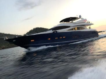 2003 94' Sunseeker-Yacht 94 Turkey, TR