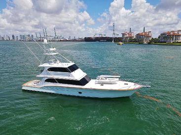 2000 78' Buddy Davis-78 Enclosed Sport Fisherman Fort Lauderdale, FL, US
