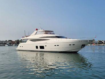 2011 95' Princess-95 Motoryacht Newport Beach, CA, US