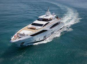 2022 Gulf Craft Majesty 122