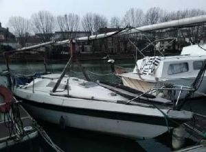 1977 Cormorant Yachts GTX