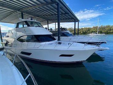 2021 54' 2'' Riviera-54 Enclosed Flybridge Coomera, QLD, AU