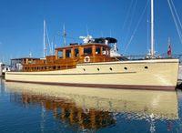 1926 Classic John Winslow Motoryacht