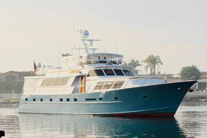 1982 98' Broward-98 Motor Yacht Newport Beach, CA, US