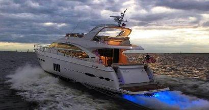 2011 73' 4'' Princess-72 Motor Yacht Saint-Petersburg, RU