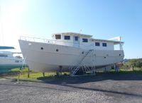 1993 Custom Steel Trawler 50