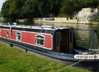 2013 Sea Otter 41' Narrowboat