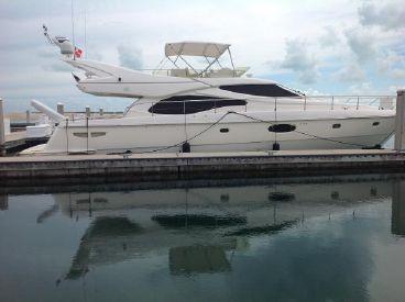 2003 59' Ferretti Yachts-590 Pompano Beach, FL, US