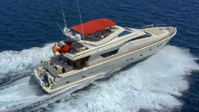 1997 80' 6'' Ferretti Yachts-80 Puerto Alcudia, ES