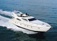 2012 Ferretti Yachts 620