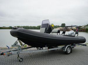 2020 Gala Viking 580 F met Honda BF 100