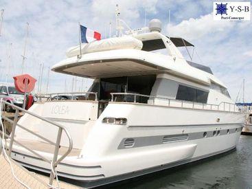 2000 72' Sanlorenzo-SL72 Port Camargue, FR