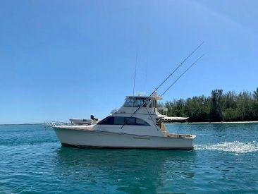 1995 58' Ocean Yachts-58 Boca Chica, DO