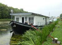 1900 Dutch Barge HOUSE BOAT conversion