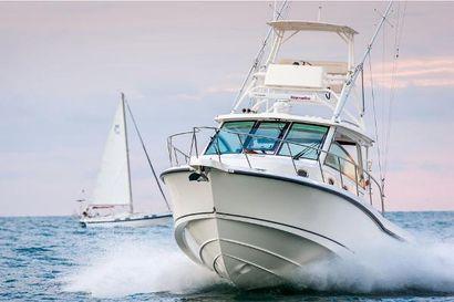 2017 35' 11'' Boston Whaler-345 Conquest Cancún, Q.Roo, MX