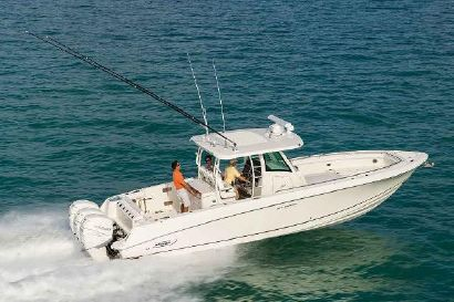 2017 35' Boston Whaler-350 Outrage Saint Clair Shores, MI, US