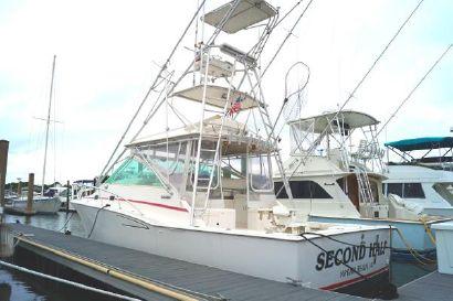 2001 35' Cabo-35 Express Norfolk, VA, US