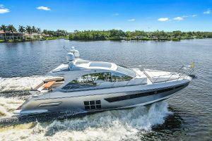 2015 55' Azimut-55S Naples, FL, US