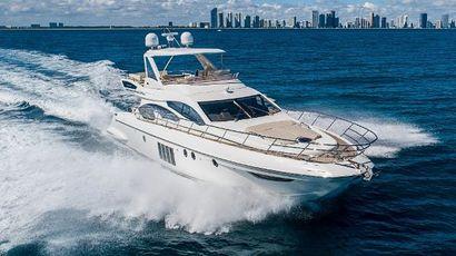 2013 64' Azimut-64 Flybridge Fort Lauderdale, FL, US