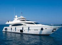 2009 Ferretti Yachts 881 RPH