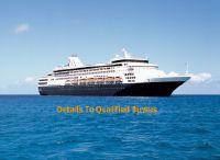 1993 Cruise Ship 1258/1605 Passengers - Stock No. S2043