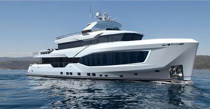 2022 121' Numarine-37XP Hull #5 Istanbul, TR