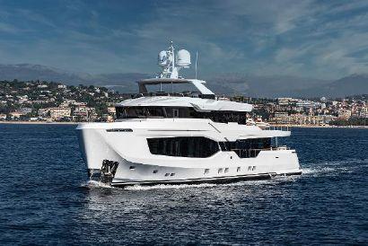 2022 121' Numarine-37XP Hull #6 Istanbul, TR