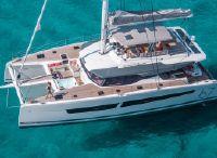 2022 Fountaine Pajot Catamaran Alegria 67