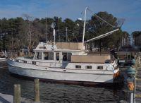 1986 Grand Banks 42 Motoryacht
